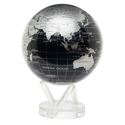 NEW Mova Large Metallic Spinning Globe