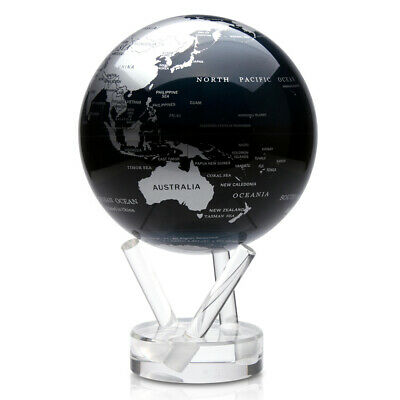 NEW Mova Small Metallic Spinning Globe