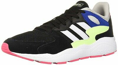 adidas Crazychaos Men's Shoes Sneakers Black-White-Pink EF9230