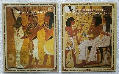 Simpkins Splendor of Egypt Valley of the Kings + Valley of the Queens, Tombs of