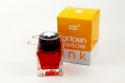 Montblanc Gollden Yellow Tinte Tintenfass 30ml