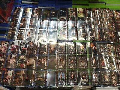 Harry Potter And The Goblet Of Fire Trading Cards. Artbox Approx 80 Cards