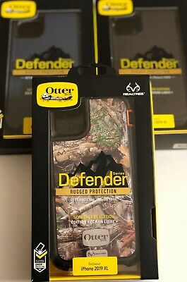 iPhone 11 Pro Max OtterBox Defender Series Screenless Edition Case belt clip