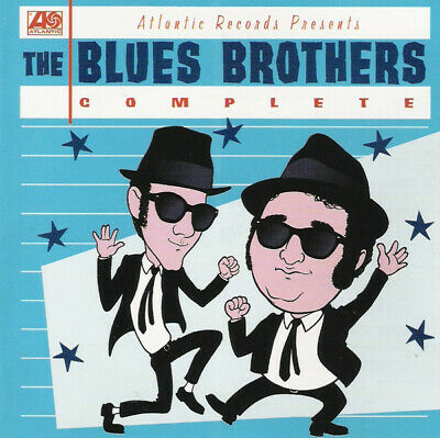 The Blues Brothers Complete / CD / Jazz / Blues / Atlantic / Germany