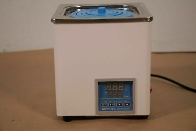 ?? Microyn Digital Thermostatic Water Bath with Selectable Openings 3L Capacity