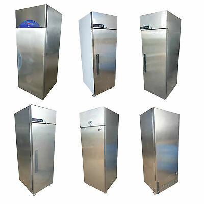 Commercial Stainless Steel Fridge/Upright Single Door Chiller (Various Options)
