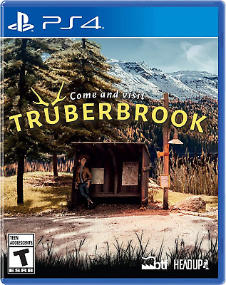 Truberbrook PS4 (Sony PlayStation 4, 2019) Brand New - Region Free