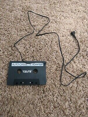 Tzumi/ CAR - TRUCK RADIO AUDIO CASSETTE - CD ADAPTER / STEREO