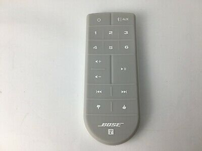 Original Bose SoundTouch 10 20 30 Wireless Music System Remote 355239-0040 gray