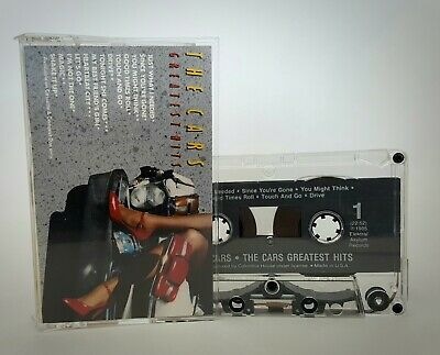 The Cars - Greatest Hits Cassette