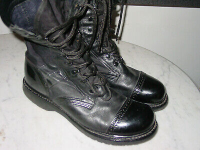 "Mens Military Corcoran LV17146 Marauder 10"" Inch Black Jump Boots! Size 13"