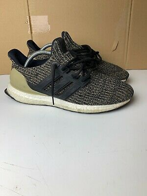 Adidas Ultra Boost 4.0 Black Gold Size 9.5. BB6170 yeezy nmd pk