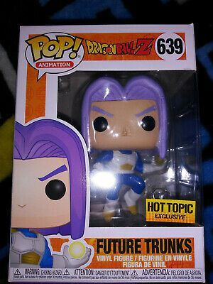 Funko POP! Dragon Ball Z Future Trunks (Hot Topic exclusive) IN-HAND SHIPS FAST