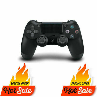 Genuine PS4 Controller DualShock Wireless for Sony playstation 4 V2 ps4 -Black