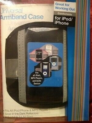VIVITAR Universal Armband Case for IPad/Iphone