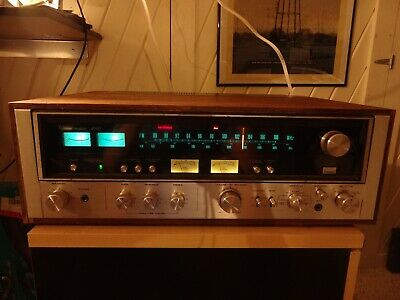 SANSUI 8080 Vintage Classic Receiver - TESTED / WORKING