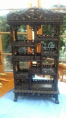 Antique Chinese Ornament Stand