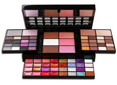 Makeup Palette Set 74 Colors  Cosmetics for girls Makeup Artist & School gift
