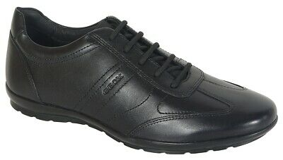 Men's Shoes sale GEOX Symbol B sneakers sale smooth leather