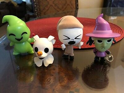 25th Anniversary Extremely Rare! Nightmare Before Christmas Exclusive Funko Mystery Mini - Oogie Boogie - 1//12 Rarity W GITD