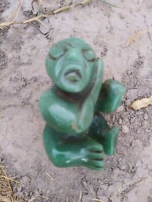 Pre Columbian Ancient Alien Mayan Ritual-Ceremonial Idol. REDUCED $