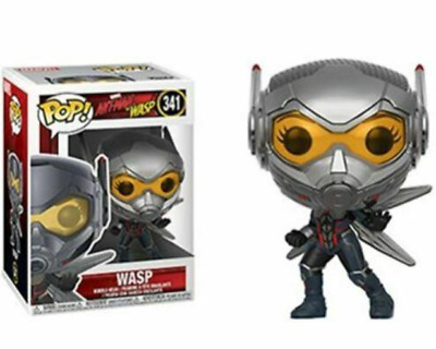 Funko Pop Marvel Ant-Man & The Wasp WASP #341 Viynl Figure (Clearance)