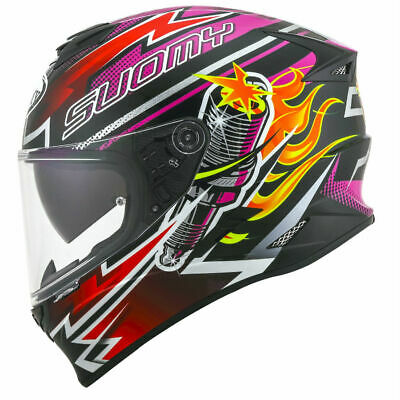 Suomy Casco Stellar Phantom XS Matt