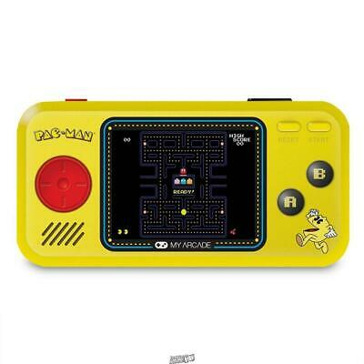 The Pocket Pac-Man Game pocket player Pac-Mania, and Pac-Panic Video Game