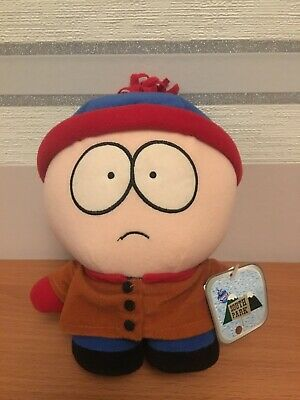 SOUTH PARK STAN COLLECTABLE FIGURE 1998 COMEDY CENTRAL BOXED