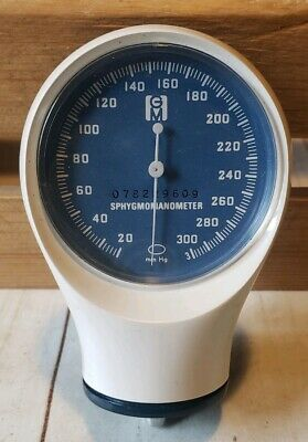 GM Blood Pressure Bp Replacement Gauge Only For Aneriod Sphygmomanometer