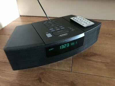 Bose Wave Radio CD Alarm Clock EXCELLENT EXAMPLE