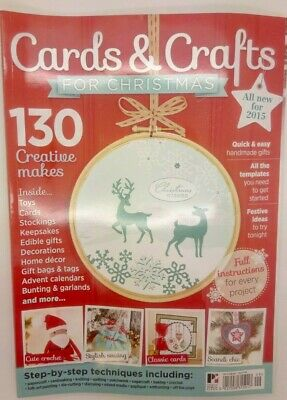Cards & Crafts for Christmas Magazine 2015