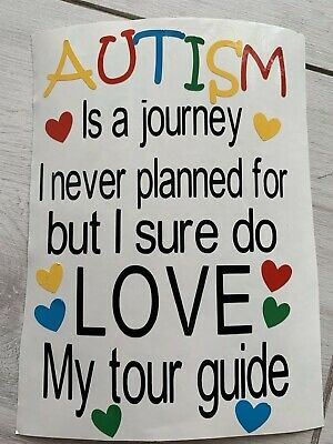 vinyl decal sticker Ikea frame size In this house we do Autism