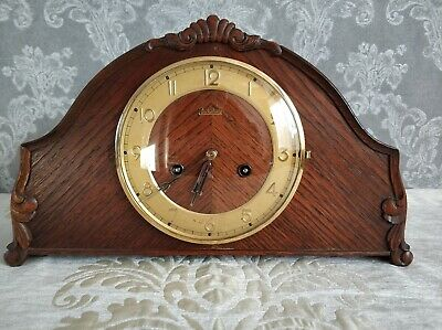 Junghans Antique Shelf Mantel Clock