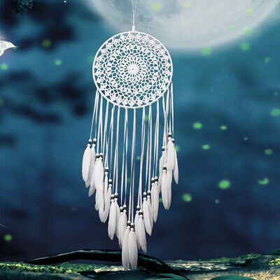 Large Boho Dream Catcher Dreamcatcher Wall Hanging Decor Crafts Gifts Ornament ^
