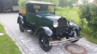 1928 Ford Model A Pickup-Roadster