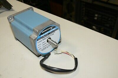Warner KML093F-115E 200 Steps/RPM 3.21 Volts Slo-Syn DC Stepping Motor B-85409
