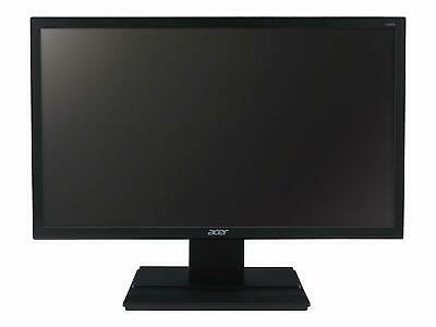 "Acer V6 23.6"" Widescreen LCD Monitor Full HD 1920x1080 5ms 60 Hz 300 Nit TN"