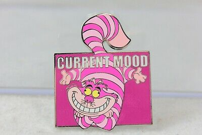 Disney Parks Pin Current Mood Mystery Set Cheshire Cat Alice in Wonderland