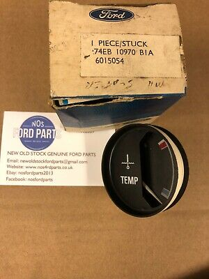 Mk2 Capri Temperature Gauge New Genuine Ford