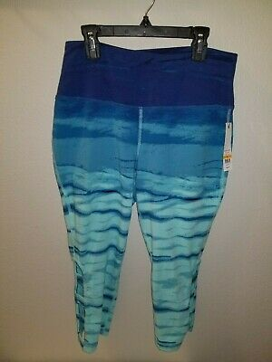 Zelos Performance Capris Leggings Size Small NWT