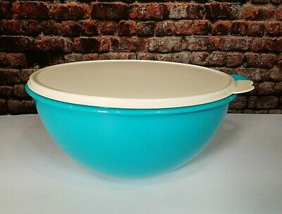 Tupperware Thatsa Bowls 32 Cups U Pick The Color With White Seal Red Or Blue