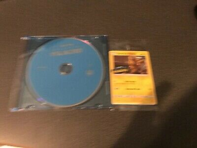 Pokémon Detective Pikachu (Blu-ray Only, 2019) With Promo Card Lot Bundle
