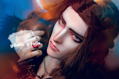 """Handsome God Of Death Robes//Coat For Uncle SD17 1//3 DZ AS BJD Clothes Robe 12.5/"""""""