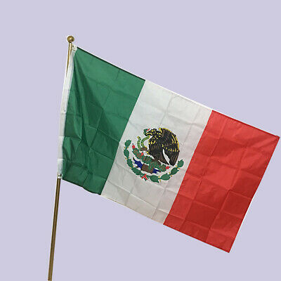 90*150cm Mexico Flag Mexican Banner Country Pennant Outdoor Indoor Home Decor