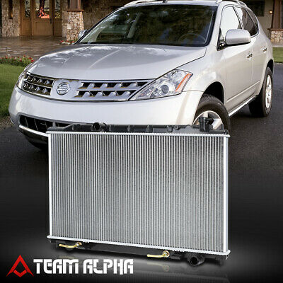Fits 2009-2014 Nissan Cube Aluminum Core Factory Replacement Radiator DPI-13127