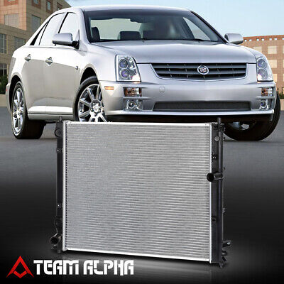 Radiator For Cadillac Saab Fits SRX 9-4X 13240