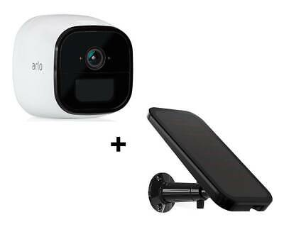 Arlo GO As new !!! Telstra sim NO WIFI NEEDED Plus SOLAR CHARGER
