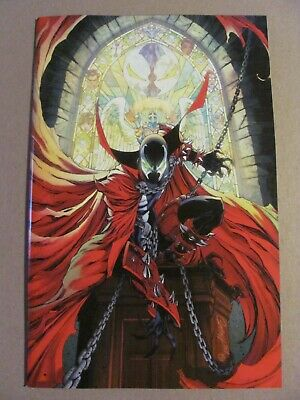 Spawn #300 Image 1992 Series McFarlane J Scott Campbell Virgin Variant 9.4 NM