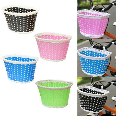 Childrens Small Bicycle Shopping Basket Childs/Kids/Boy/Girl Bike/Cycleuk Stock